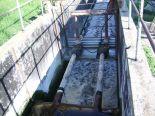 Prowizoryczna pompownia wody technologicznej